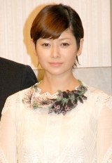 『第38回 日本アカデミー賞』の司会を嫌がる真木よう子 (C)ORICON NewS inc.