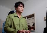 <第3話>暴力団の構成員。4人を殺害した死刑囚を演じる石黒賢。オリジナルドラマ『プリズン・オフィサー』2月1日よりdビデオで独占配信