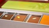 日本橋三越本店のバレンタインフェアが1月21日〜2月14日まで開催 山椒やゆずの風味が際立つ、フレデリック・カッセルの『パルファン・ド・サンショウ×能作限定コフレ』(税込5400円)