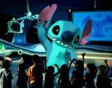 2015年7月17日にオープンする新規アトラクション「スティッチ・エンカウンター」/(C)Disney