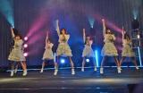 ライブで熱唱するさんみゅ〜 (C)ORICON NewS inc.