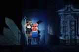 セーラープルート・ちびうさ (C)武内直子・PNP/ミュージカル「美少女戦士セーラームーン」製作委員会2014