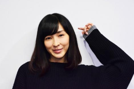 """サムネイル 女優、妻、母と""""3つの顔""""を持つ麻生久美子 (C)oricon ME inc."""