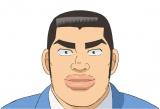 剛田猛男の色付き設定画 (C)アルコ・河原和音/集英社・「俺物語!!」製作委員会