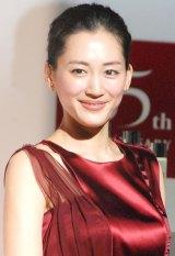 松坂桃李との交際質問に「ただのお友達です」と微笑んだ綾瀬はるか (C)ORICON NewS inc.