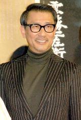 BS時代劇『雲霧仁左衛門2』試写会に出席した主演の中井貴一 (C)ORICON NewS inc.