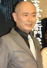 BS時代劇『雲霧仁左衛門2』試写会に出席した伊武雅刀 (C)ORICON NewS inc.