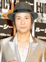 映画『LUCY/ルーシー』DVD&ブルーレイリリース記念イベントに出席した辻仁成 (C)ORICON NewS inc.