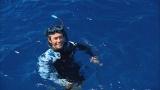 CBC・TBS系『伊藤英明が大接近!奇跡の海のザトウクジラ〜いのちの星の親子たち〜』1月24日放送(C)CBC
