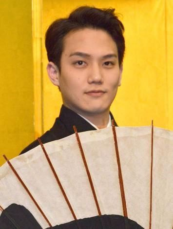松竹創業120周年『三月花形歌舞伎』製作発表に出席した中村歌昇 (C)ORICON NewS inc.