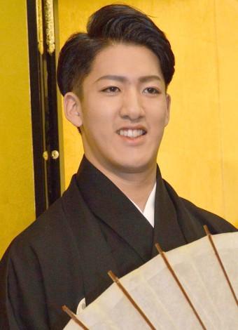 松竹創業120周年『三月花形歌舞伎』製作発表に出席した尾上右近 (C)ORICON NewS inc.