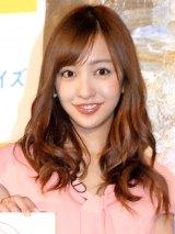 映画『ビッグ・アイズ』公開記念イベントに出席した板野友美 (C)ORICON NewS inc.