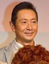 ミュージカル『Annie』製作発表に出席した三田村邦彦 (C)ORICON NewS inc.