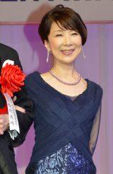 『第26回 日本ジュエリー ベストドレッサー』表彰式に出席した伊藤蘭 (C)ORICON NewS inc.