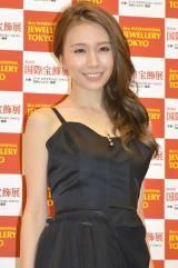 『第26回 日本ジュエリー ベストドレッサー』表彰式に出席したMay J. (C)ORICON NewS inc.