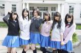 9月に10thシングルと初アルバムを同時発売するSKE48(左から高柳明音、松井玲奈、松井珠理奈、木崎ゆりあ、小木曽汐莉、木本花音) (C)AKS
