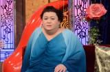 自身のアンドロイドに微妙な氷上を浮かべるマツコ(C)日本テレビ