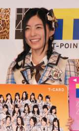 SKE48・松井珠理奈 =『AKB48グループ×Tカード』の記者発表会  (C)ORICON NewS inc.