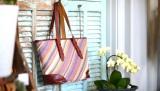 日本最古の帆布を再現し使用したバッグブランド『松右衛門帆(まつえもんほ)』 レディースバッグ「ヴァーサトル(Versatile)」