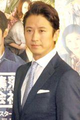 NHKドラマ『限界集落株式会社』記者会見に出席した谷原章介 (C)ORICON NewS inc.