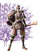 『戦国BASARA4皇』で使用可能となる足利義輝 (C)CAPCOM CO., LTD. 2015 ALL RIGHTS RESERVED.