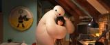 ヒーロー物語という意外性も話題になった『ベイマックス』(C)2014 Disney. All Rights Reserved.