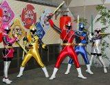 スーパー戦隊シリーズ第39作目となる『手裏剣戦隊ニンニンジャー』