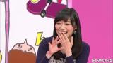 1月25日放送のフジテレビ『大人のKiss英語』で「THE PROM〜恋愛実験室Part1」をモニタリングする指原莉乃