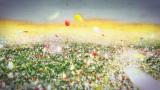 2分半の間で600万本もの花が咲いては散っている(C)NHK