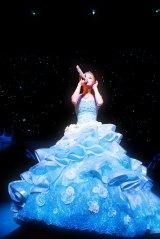 アイスブルー プリンセスドレス