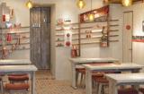 撮影に使用した店舗をレストラン「rapport (ラポール)」としてそのまま8日開業