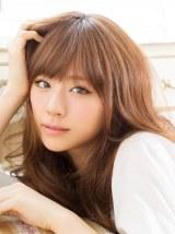 8月20日に歌手デビューが決まったモデルで女優の西内まりや