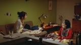 「ドラマ・学割」篇に出演する(左から)堀北真希、高杉真宙