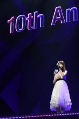 柏木由紀=『AKB48リクエストアワー セットリストベスト1035 2015』(C)AKS