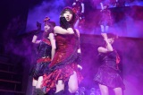 171位「純情主義」に登場した卒業生の片山陽加=『AKB48リクエストアワー セットリストベスト1035 2015』(C)AKS