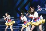 『AKB48リクエストアワー セットリストベスト1035 2015』2日目公演でNot yetが復活 (C)AKS