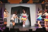 『AKB48リクエストアワー セットリストベスト1035 2015』2日目公演にサプライズ登場した大島優子(C)AKS