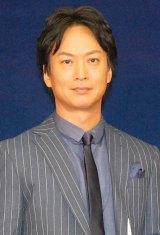 映画『悼む人』の会見に出席した椎名桔平 (C)ORICON NewS inc.