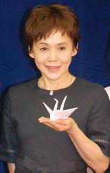 映画『悼む人』の会見に出席した大竹しのぶ (C)ORICON NewS inc.