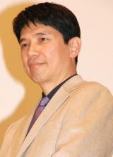 原作者の天童荒太氏=映画『悼む人』完成披露試写会 (C)ORICON NewS inc.