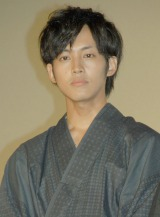 『ガッチャマン』花火イベントに出席した松坂桃李 (C)ORICON NewS inc.