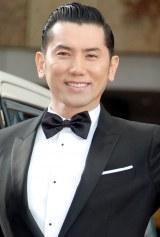 トヨタ新型車『アルファード』発売記念イベント出席した本木雅弘 (C)ORICON NewS inc.