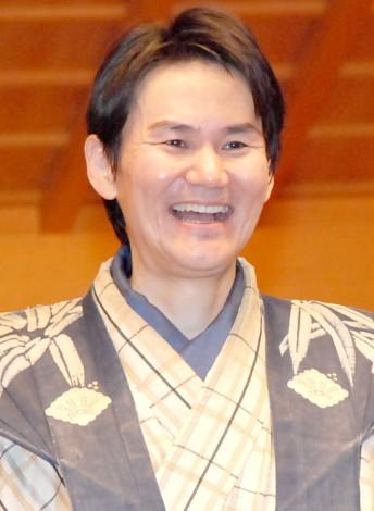 『現代狂言IX』公開げいこ&記者会見に出席した南原清隆 (C)ORICON NewS inc.