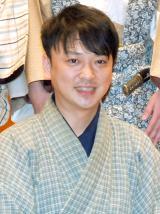 『現代狂言IX』公開げいこ&記者会見に出席したエネルギー・森一弥 (C)ORICON NewS inc.