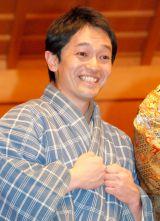 『現代狂言IX』公開げいこ&記者会見に出席した大野泰広 (C)ORICON NewS inc.