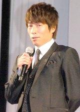 トヨタ『VELLFIRE LEGENDプロジェクト』発表会に出席した田村淳 (C)ORICON NewS inc.