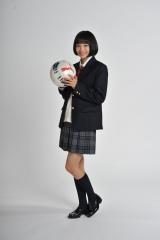 6代目で姉の広瀬アリスに続く起用となった (C)日本テレビ