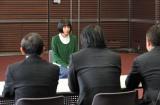 広瀬すずが1月期日テレ『学校のカイダン(仮)』で初主演決定 ドッキリで発表(C)日本テレビ
