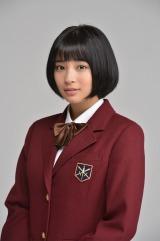ドラマ『学校のカイダン』で連ドラ初主演を務める広瀬すず (C)日本テレビ