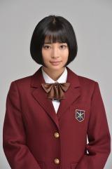若手女優の演技に注目したい (C)日本テレビ